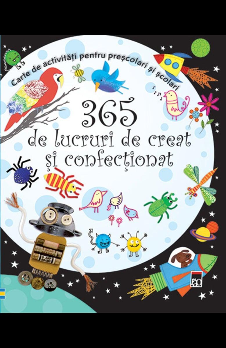 365 de lucruri de creat si confectionat, Minna Lacey