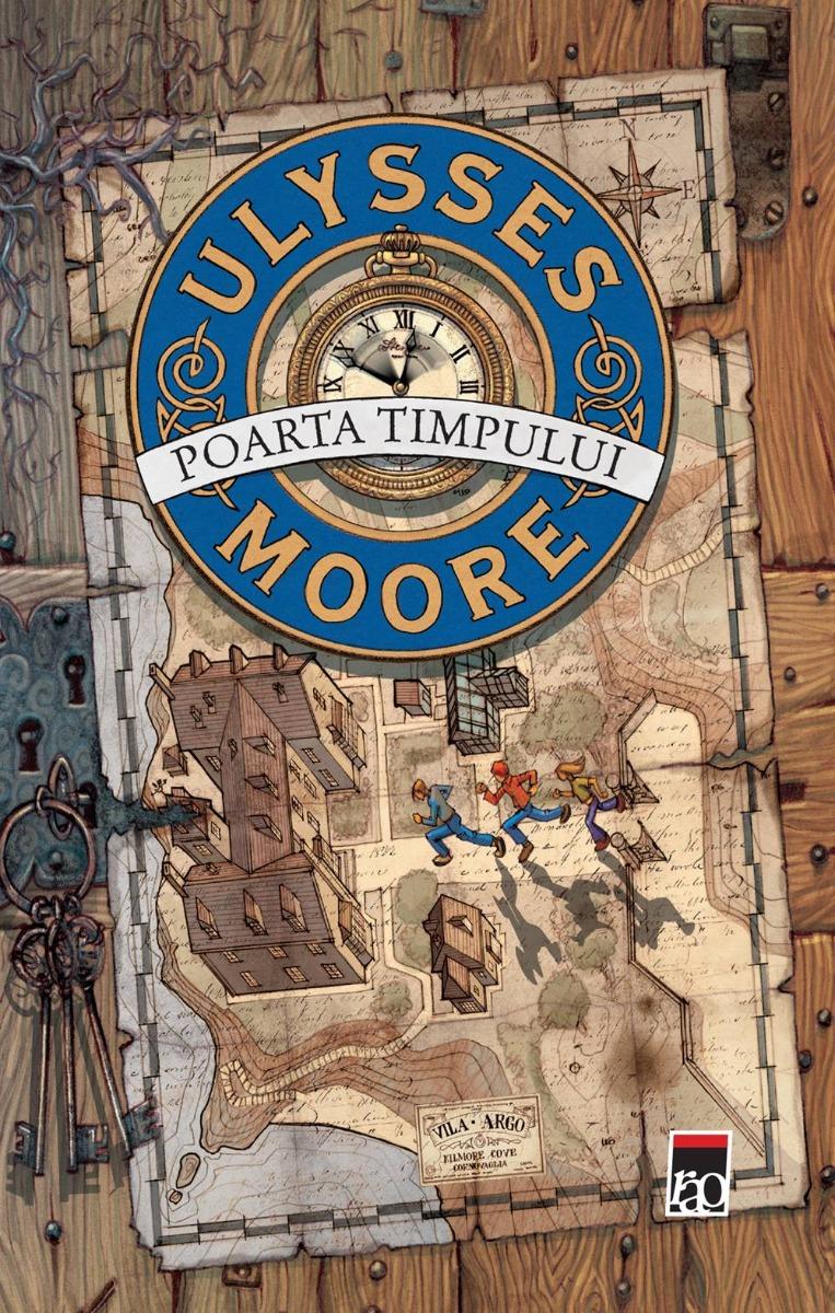 Poarta timpului, Ulysses Moore