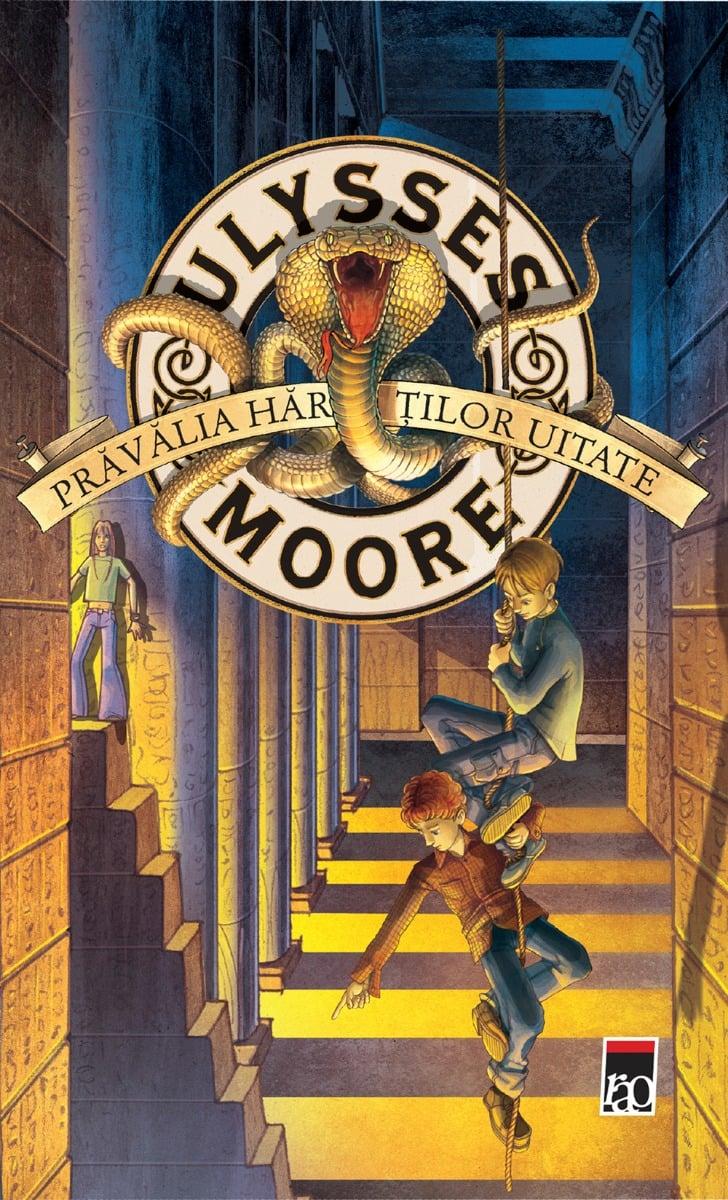 Pravalia hartilor uitate, Ulysses Moore