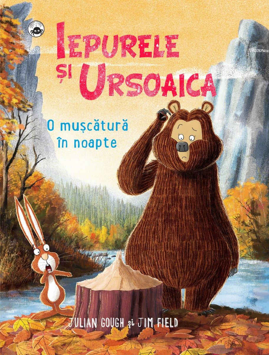 Iepurele si Ursoaica - O muscatura, Julian Gough, Jim Field