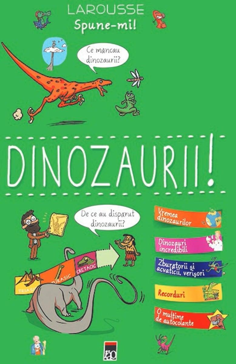 Spune-mi dinozaurii, Larousse