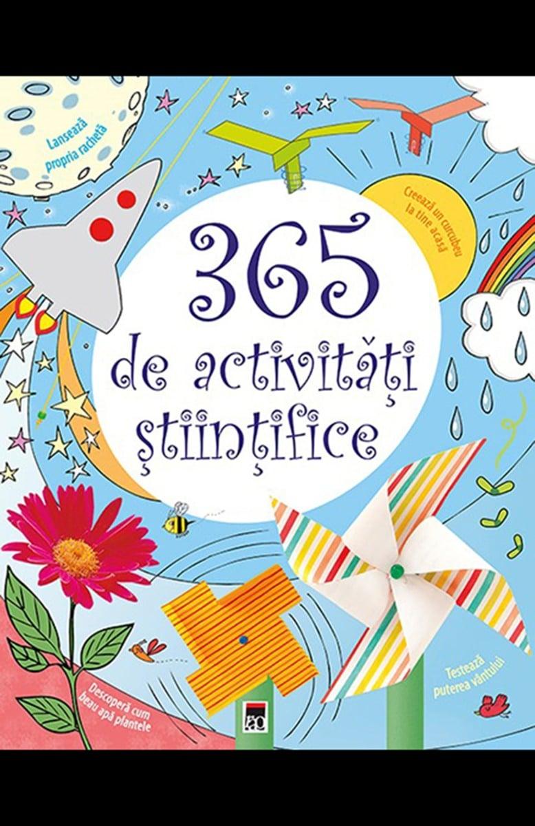 365 de activitati stiintifice si distractive, Minna Lacey