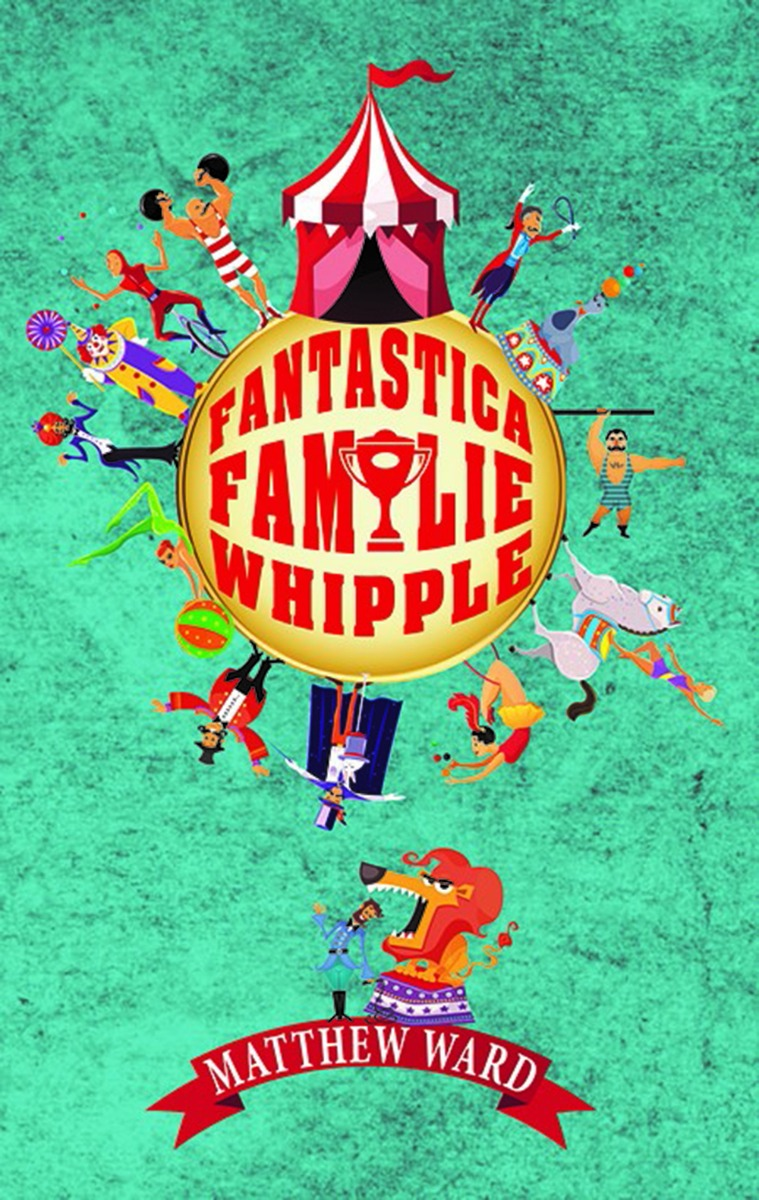 Fantastica familie Whipple, Matthew Ward