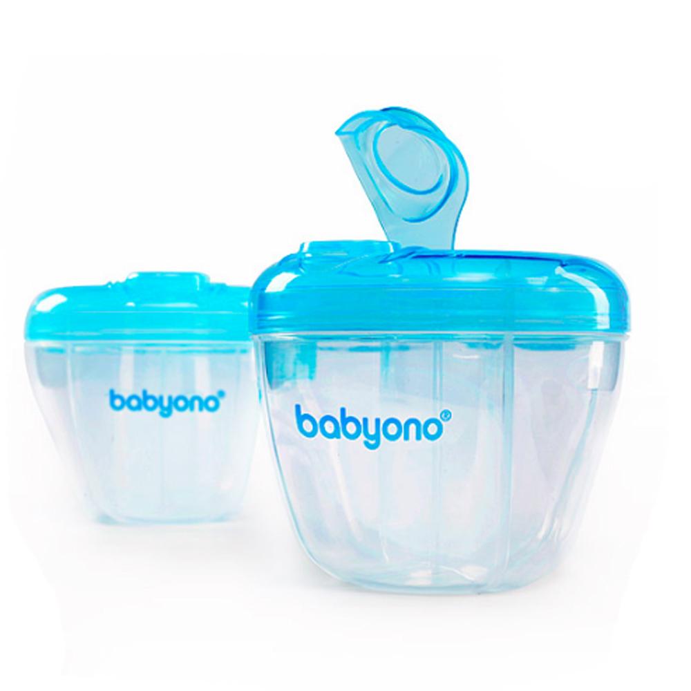 Recipient compartimentat pentru lapte sau hrana BabyOno