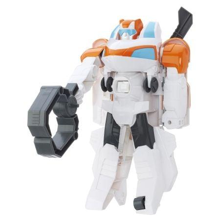 Figurina Transformers Rescuebot, Copter Crane Blades