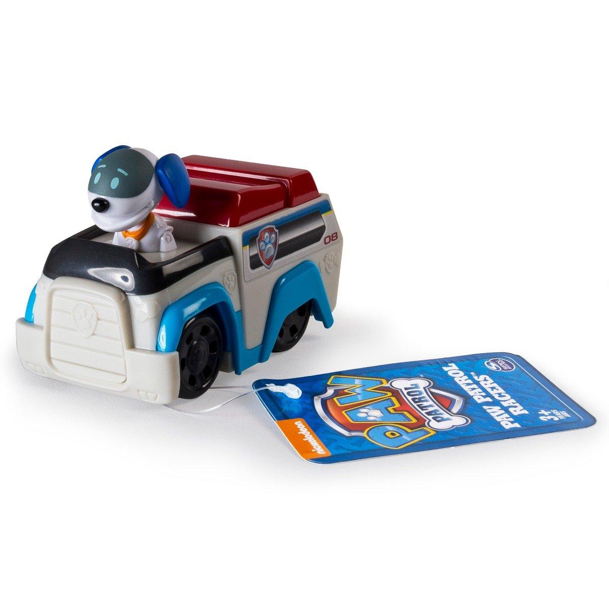 Figurina cu vehicul de salvare Paw Patrol, Robo Dog