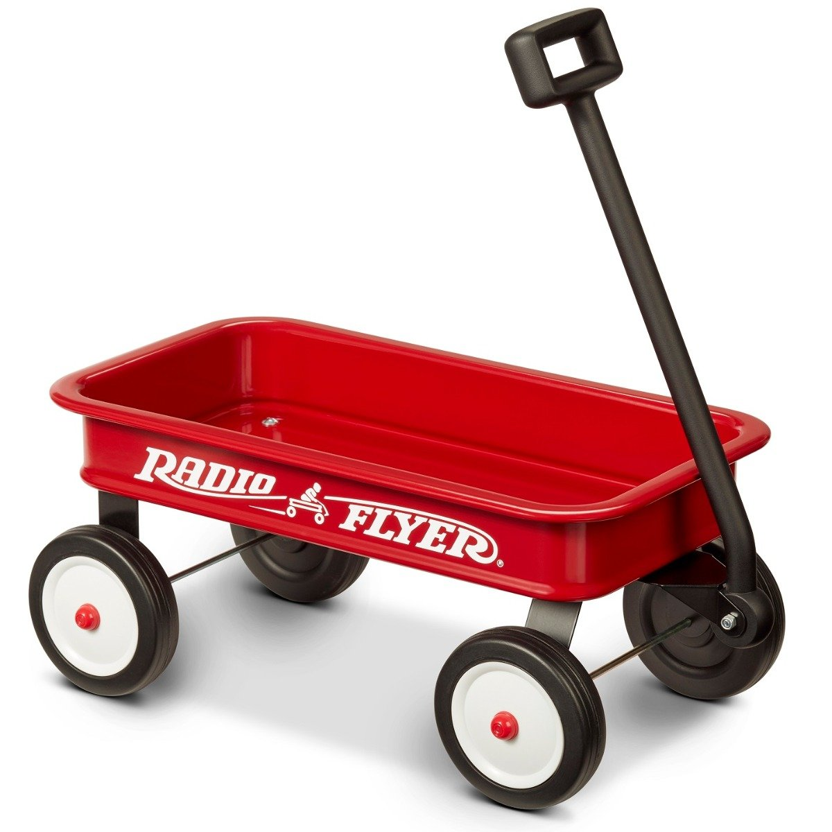 Carucior de tractat Radio Flyer My 1St Wagon, Rosu imagine 2021