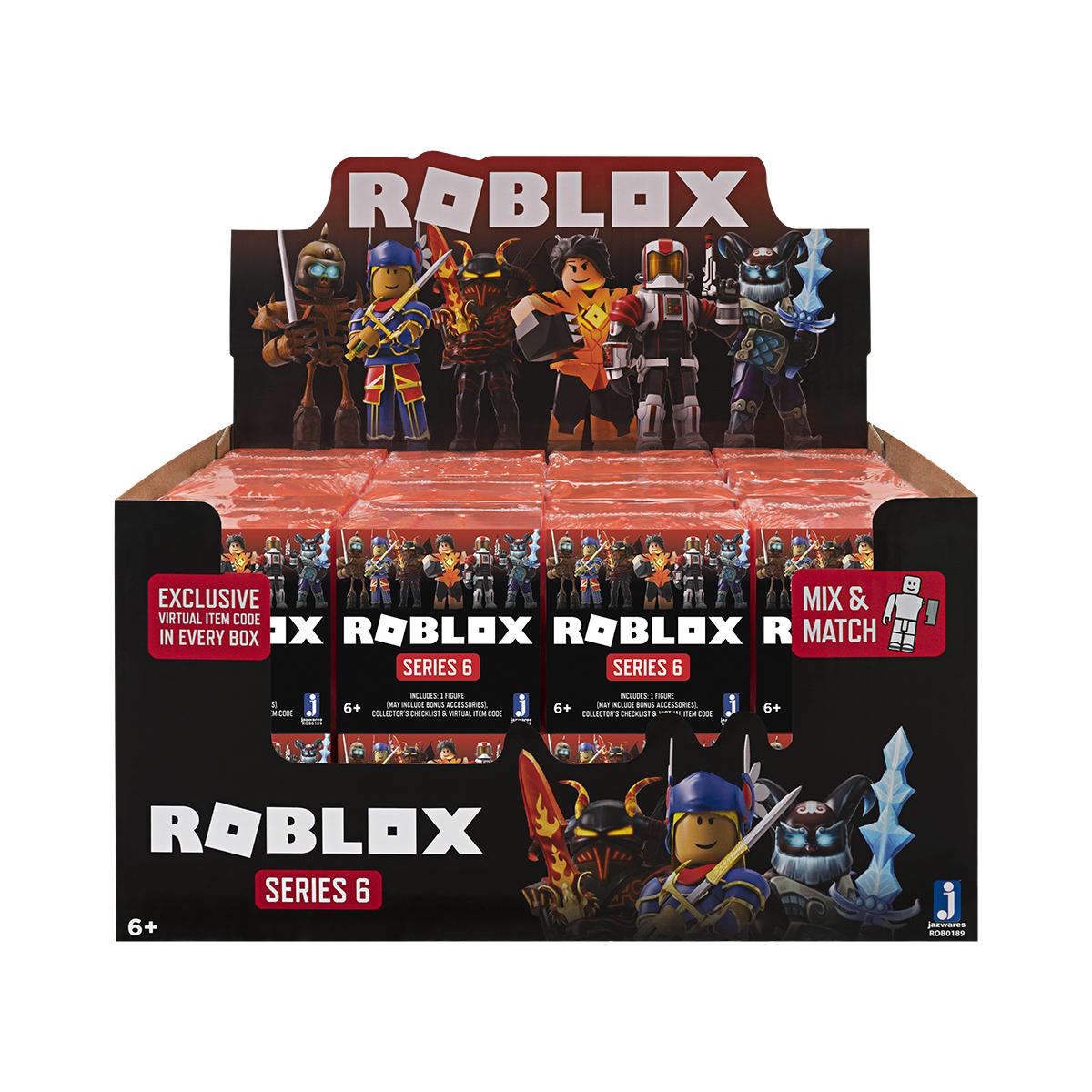 Figurina surpriza Roblox S6