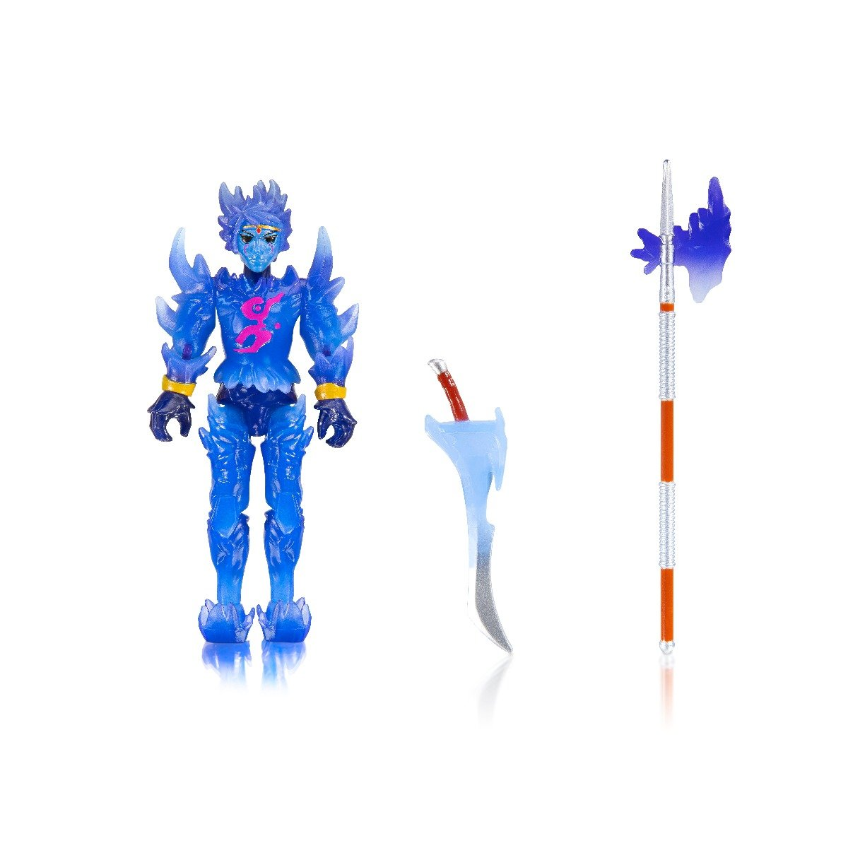 Figurina Roblox, Crysttelo The Crystal God, S7, ROB0272
