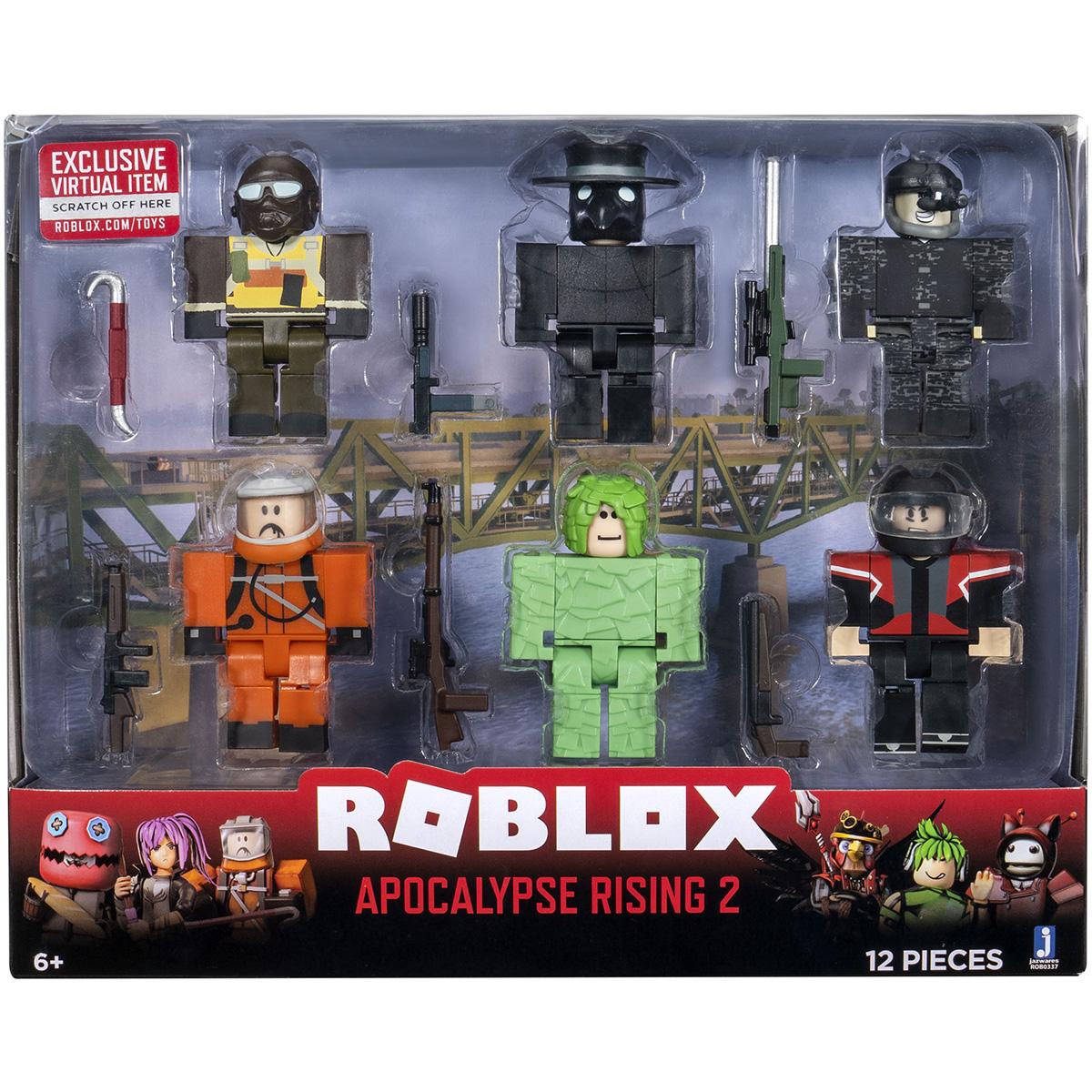 Set 6 figurine clasice Roblox, Apocalypse Rising 2, S8