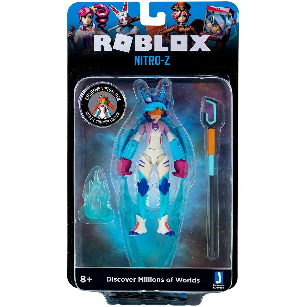 Figurina Roblox - Nitro-Z S8
