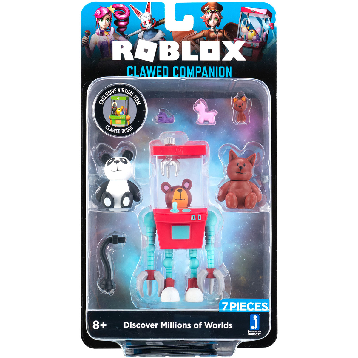 Figurina Roblox - Clawed Companion S8