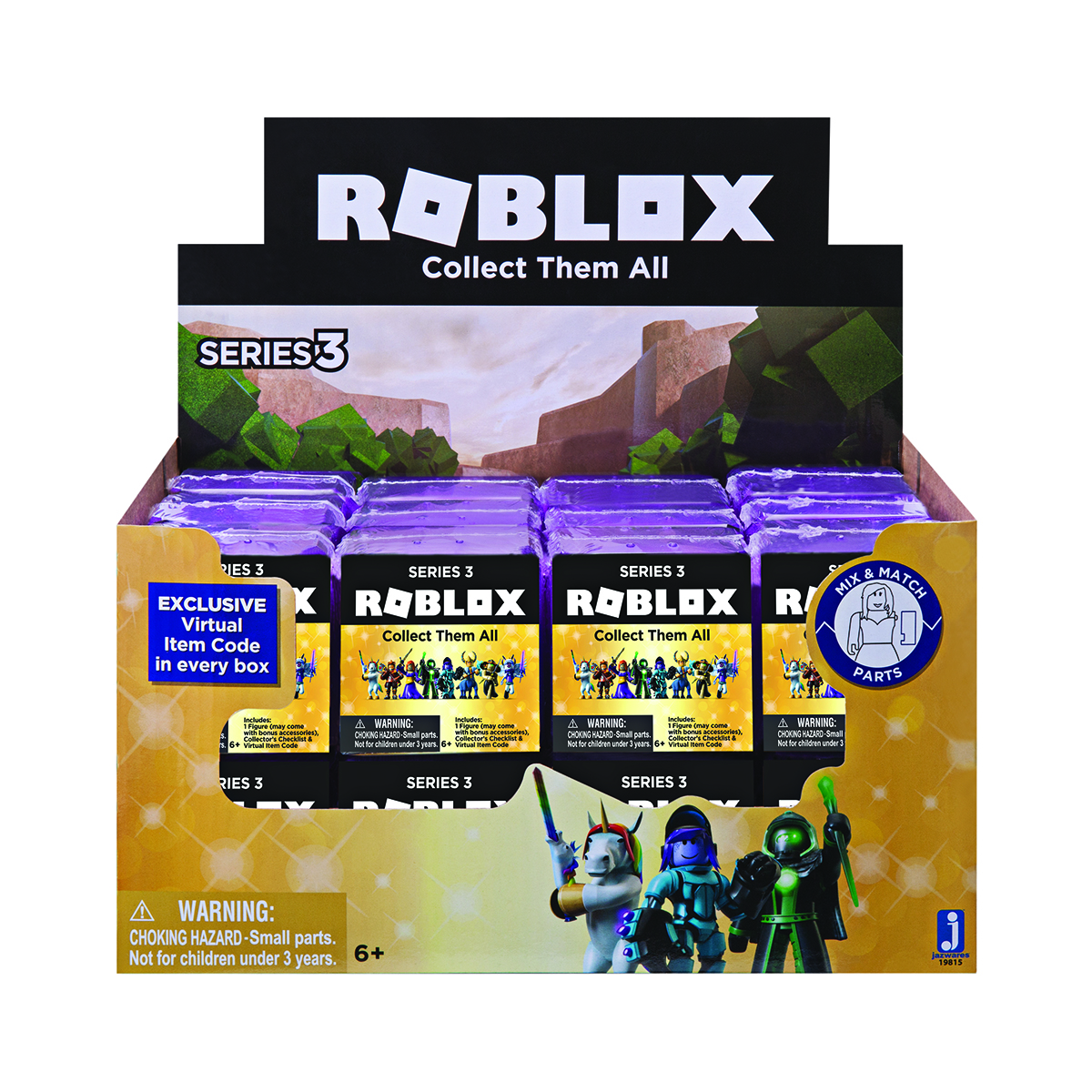 Figurina surpriza Celebrity Roblox S3 19815
