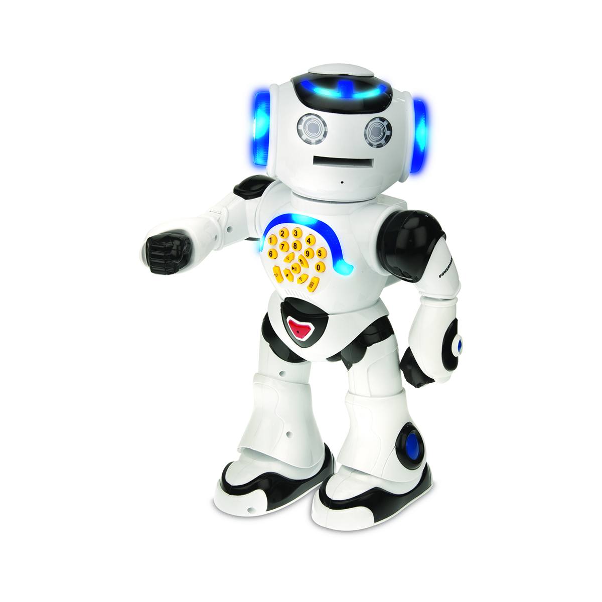 Jucarie interactiva Powerman Robot Lexibook Ro