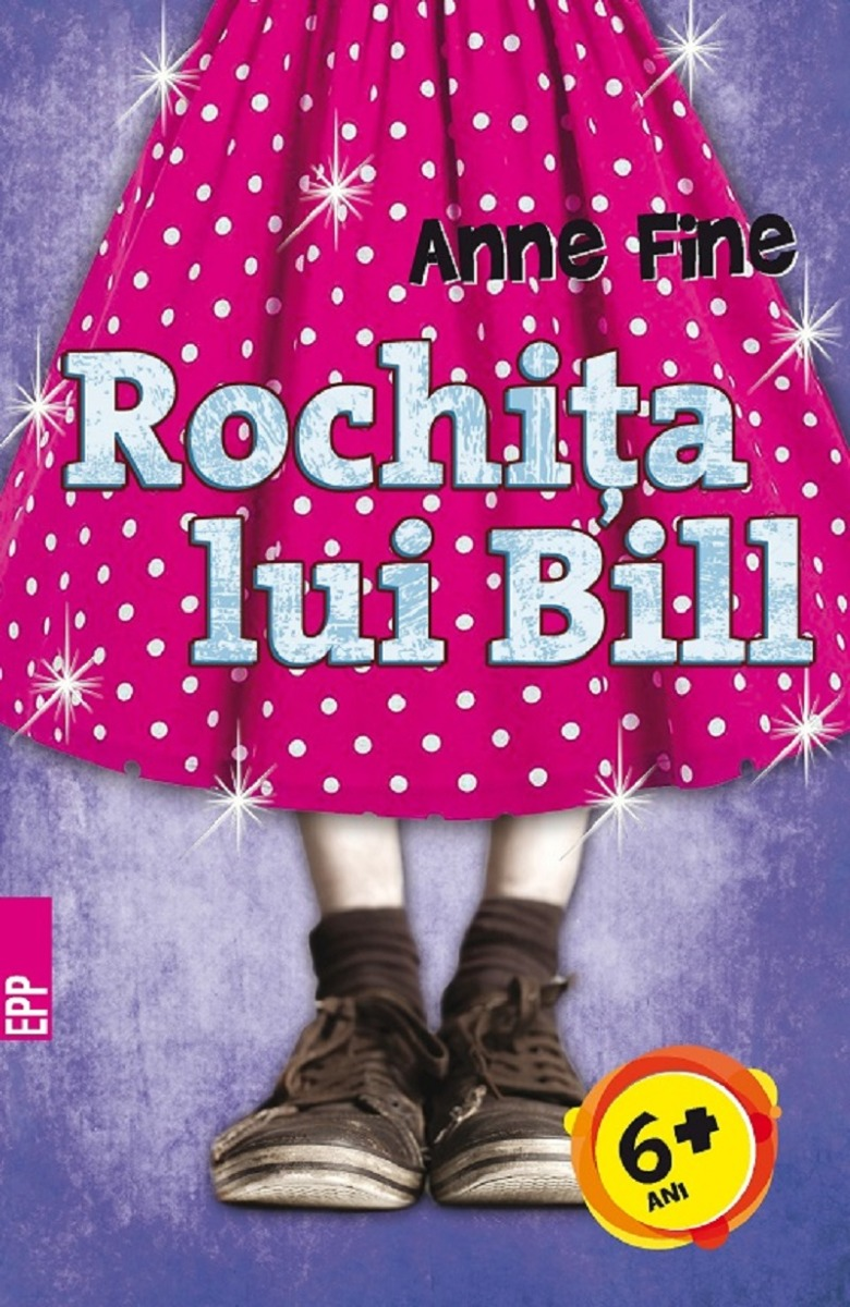 Rochita lui Bill, Anne Fine