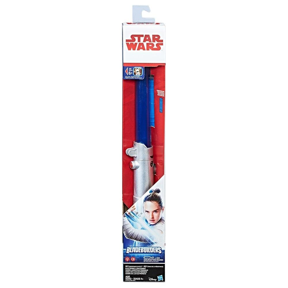 Sabie extensibila electronica Star Wars Bladebuilders - Jedi Rey