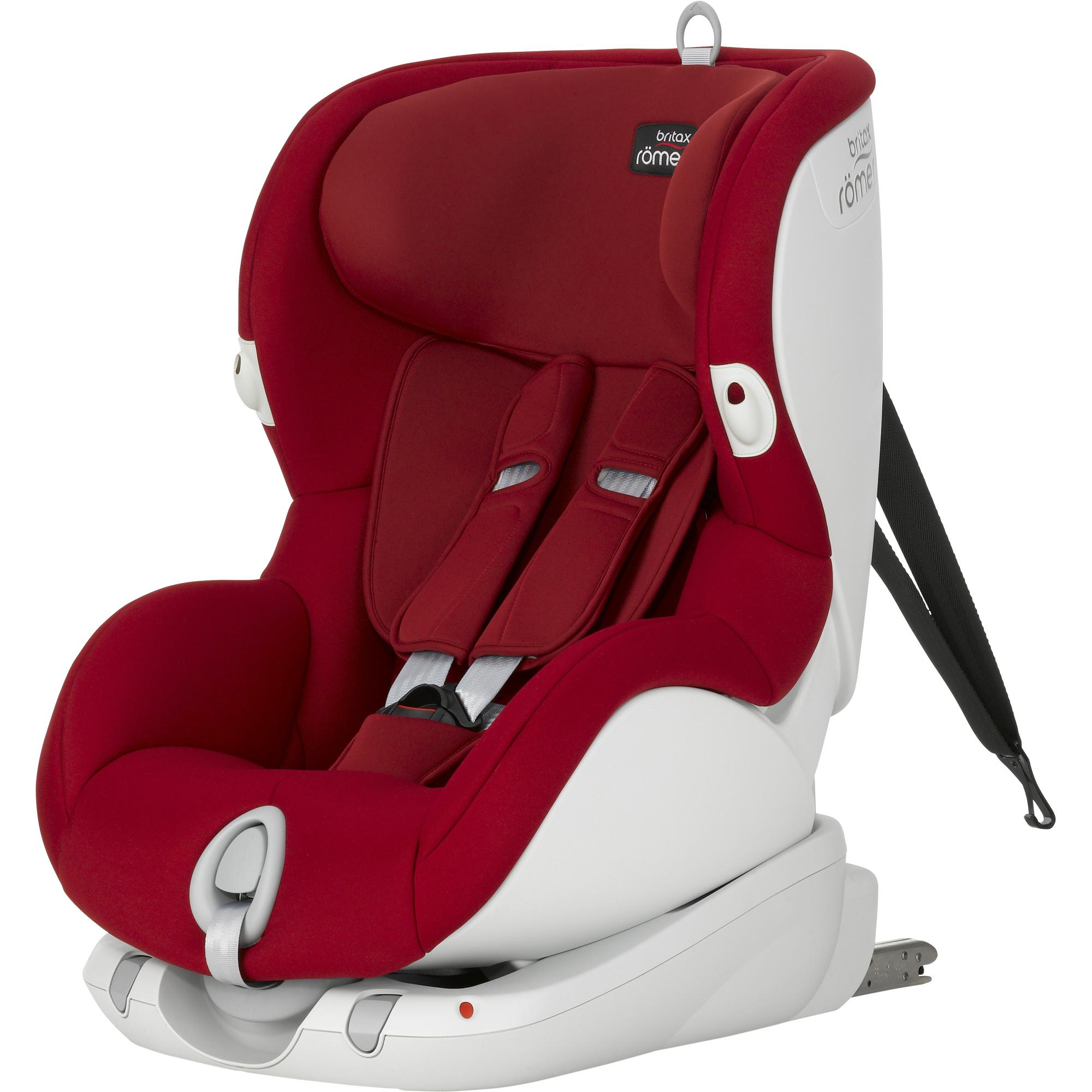scaun auto copii britax-romer trifix, flame red