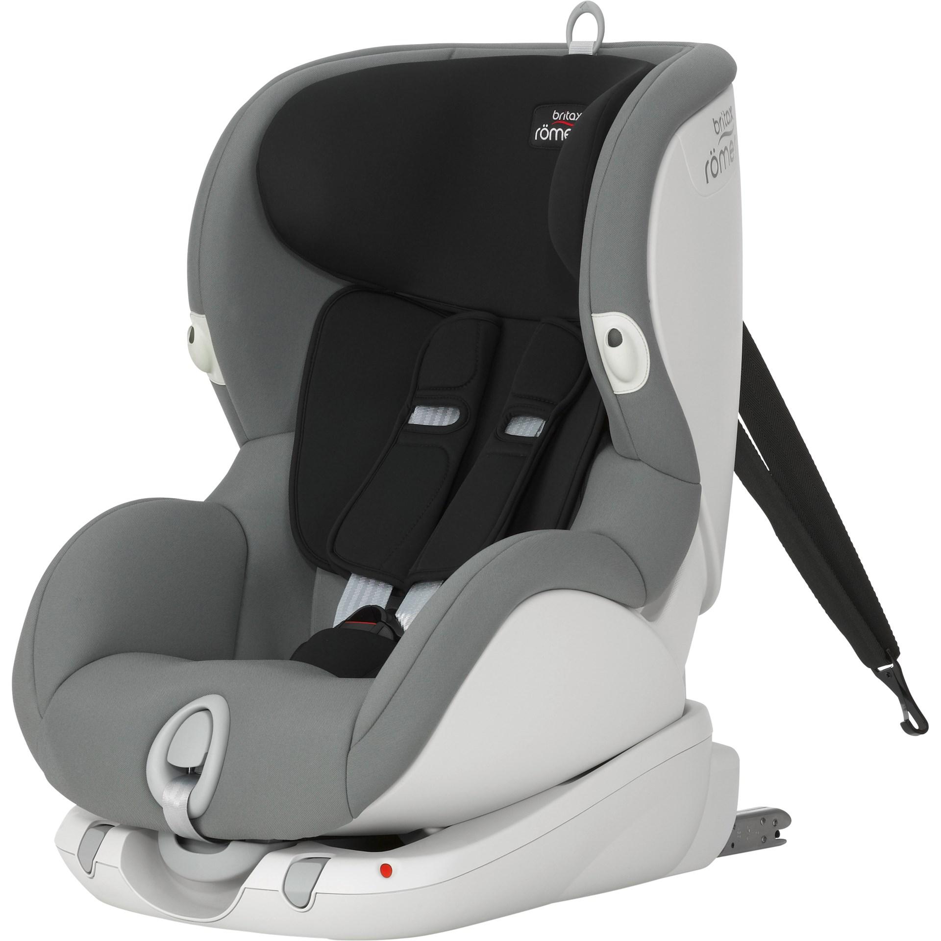 scaun auto copii britax-romer trifix - steel grey