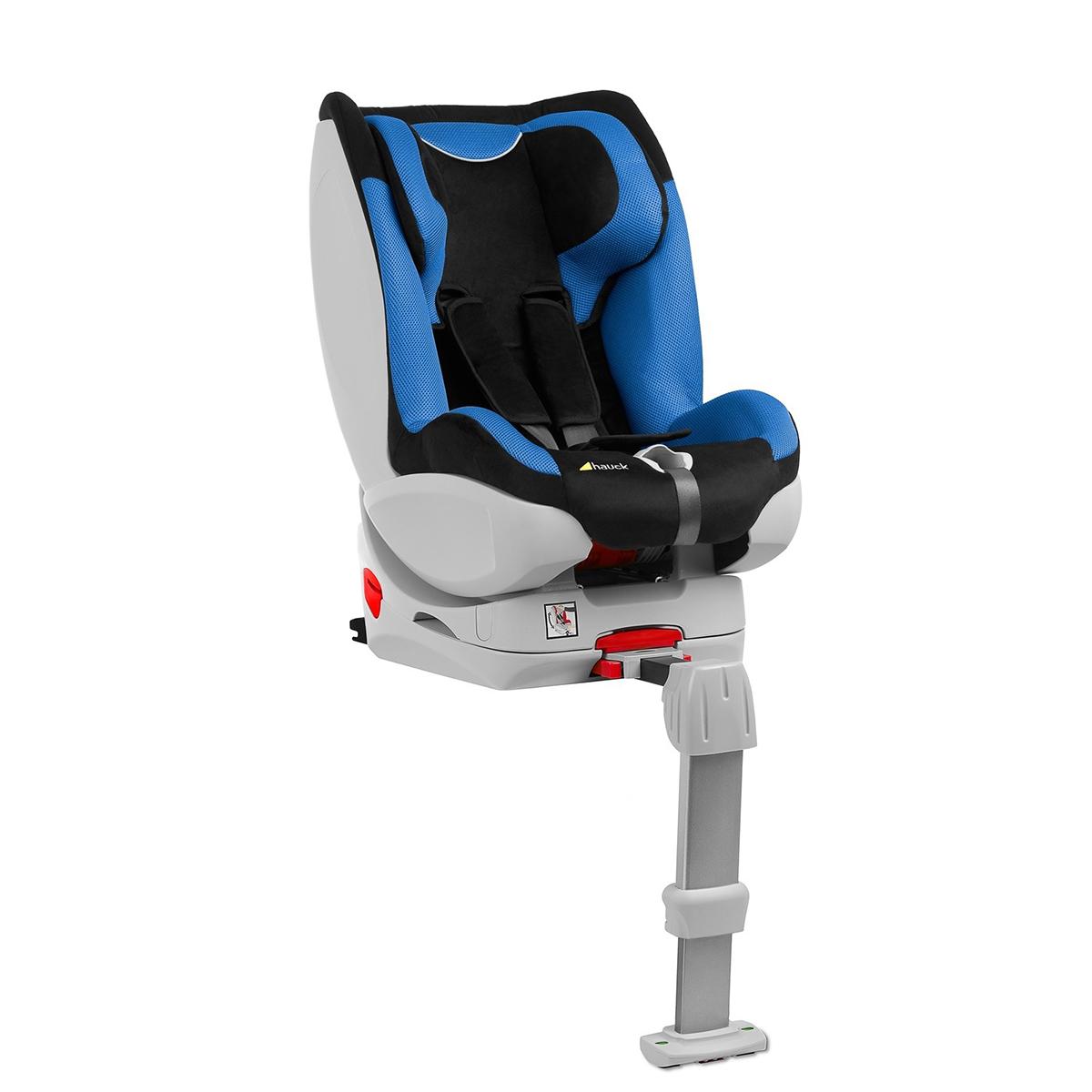 scaun auto copii hauck varioguard - black / blue