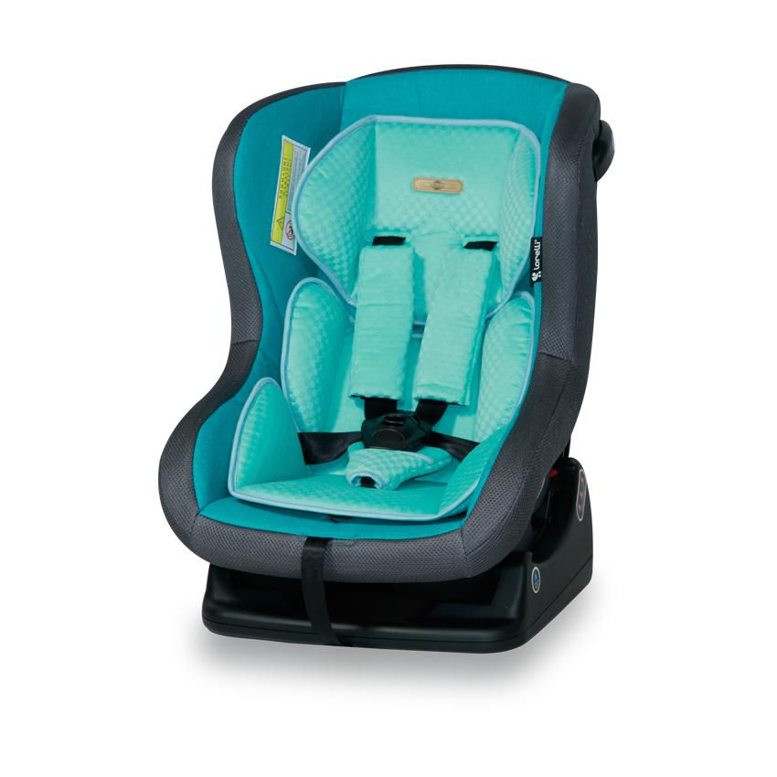 scaun auto copii lorelli premium saturn green / grey