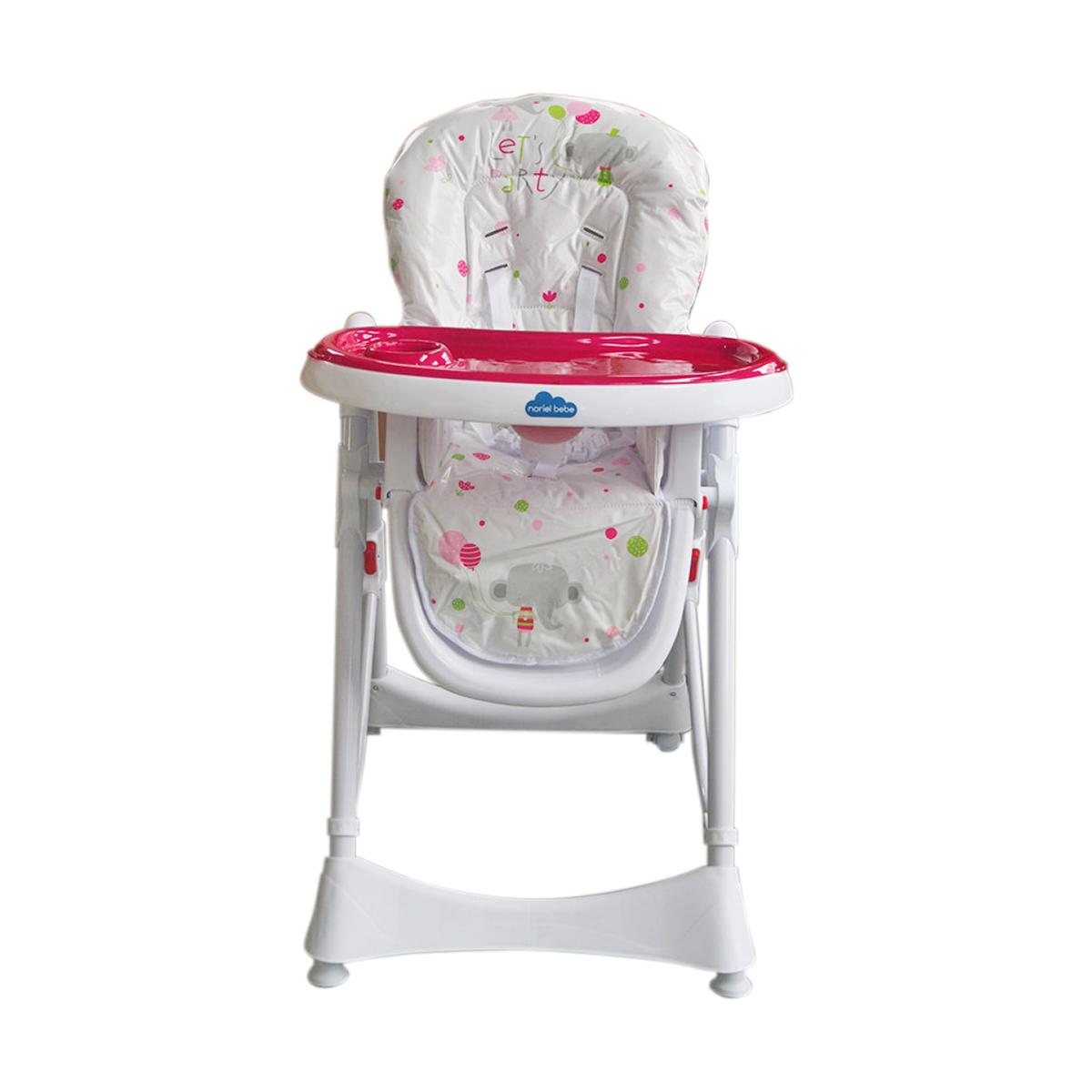 scaun masa bebe noriel bebe - rosu