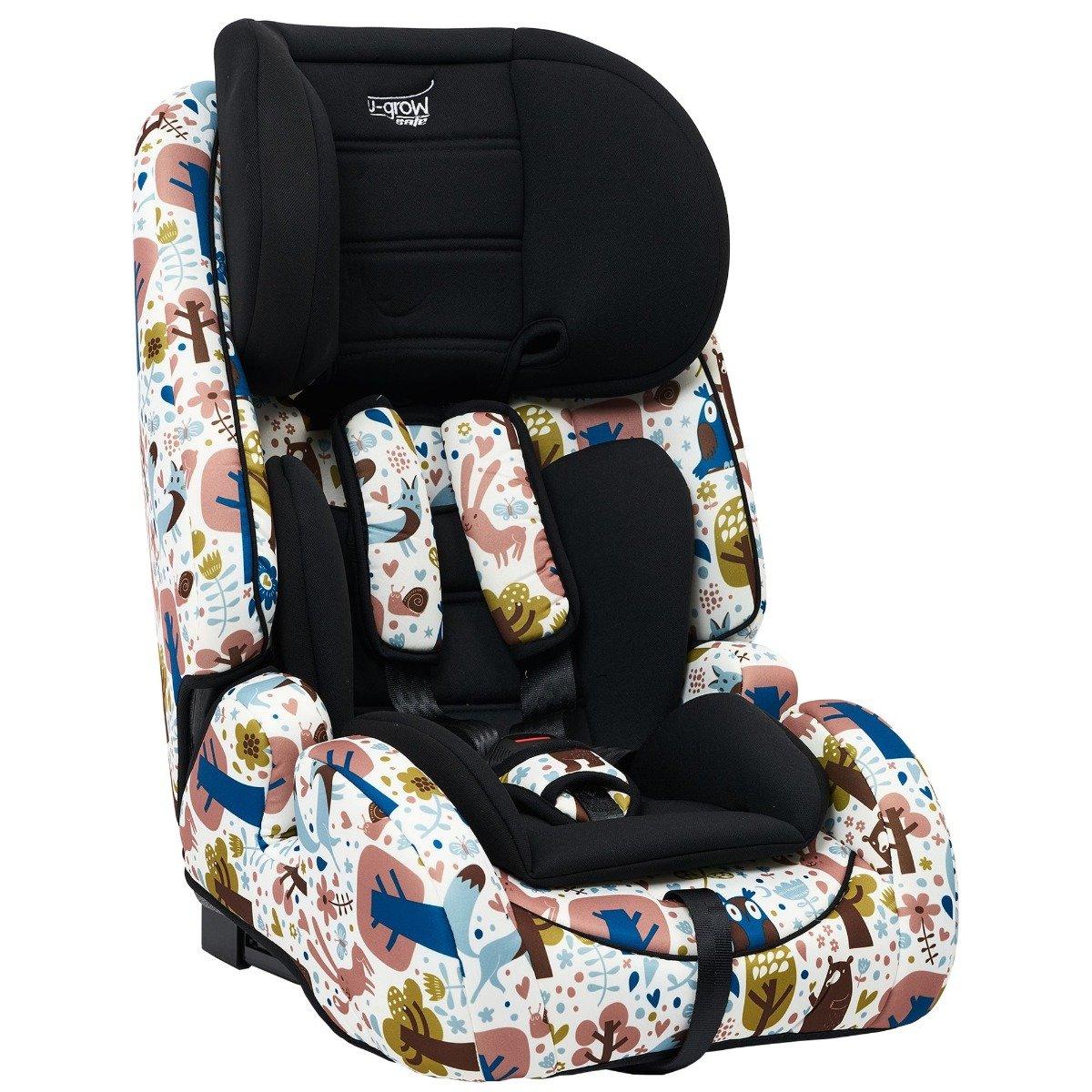 Scaun auto copii U-Grow U708-FRS imagine