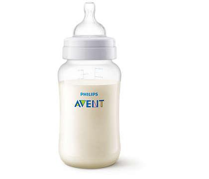 Biberon anti-colici Philips Avent Natural, 330 ml imagine