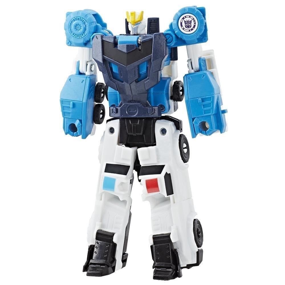 set 2 figurine transformers rid combiner force - lunar force primestrong