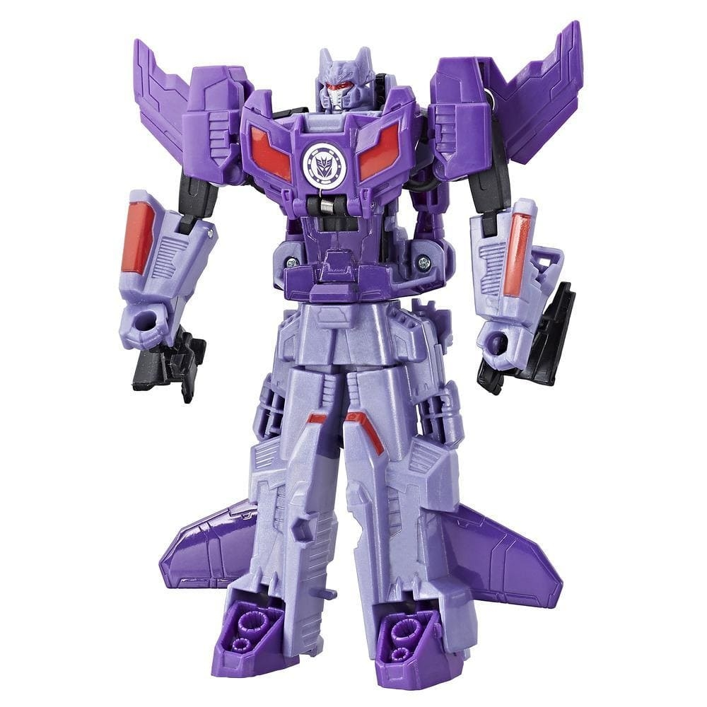 set 2 figurine transformers rid combiner force - shocknado