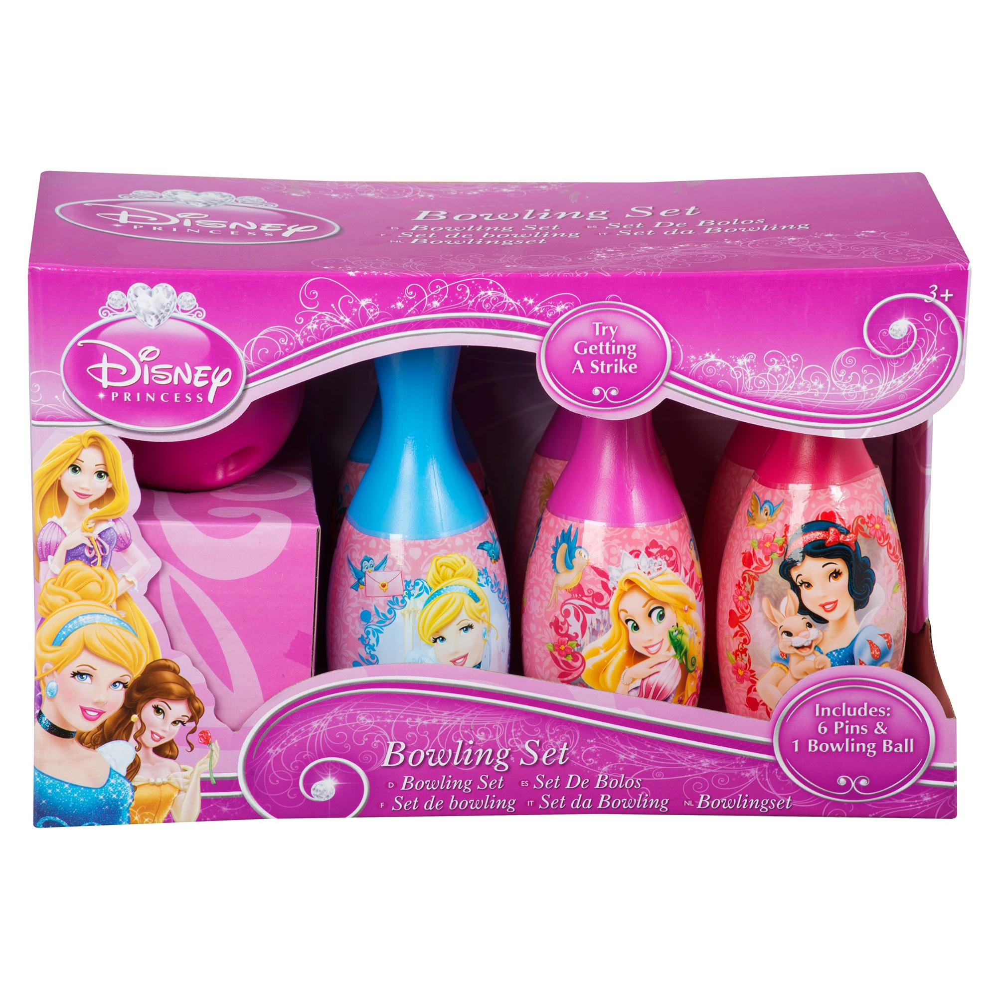 set de bowling - disney princess