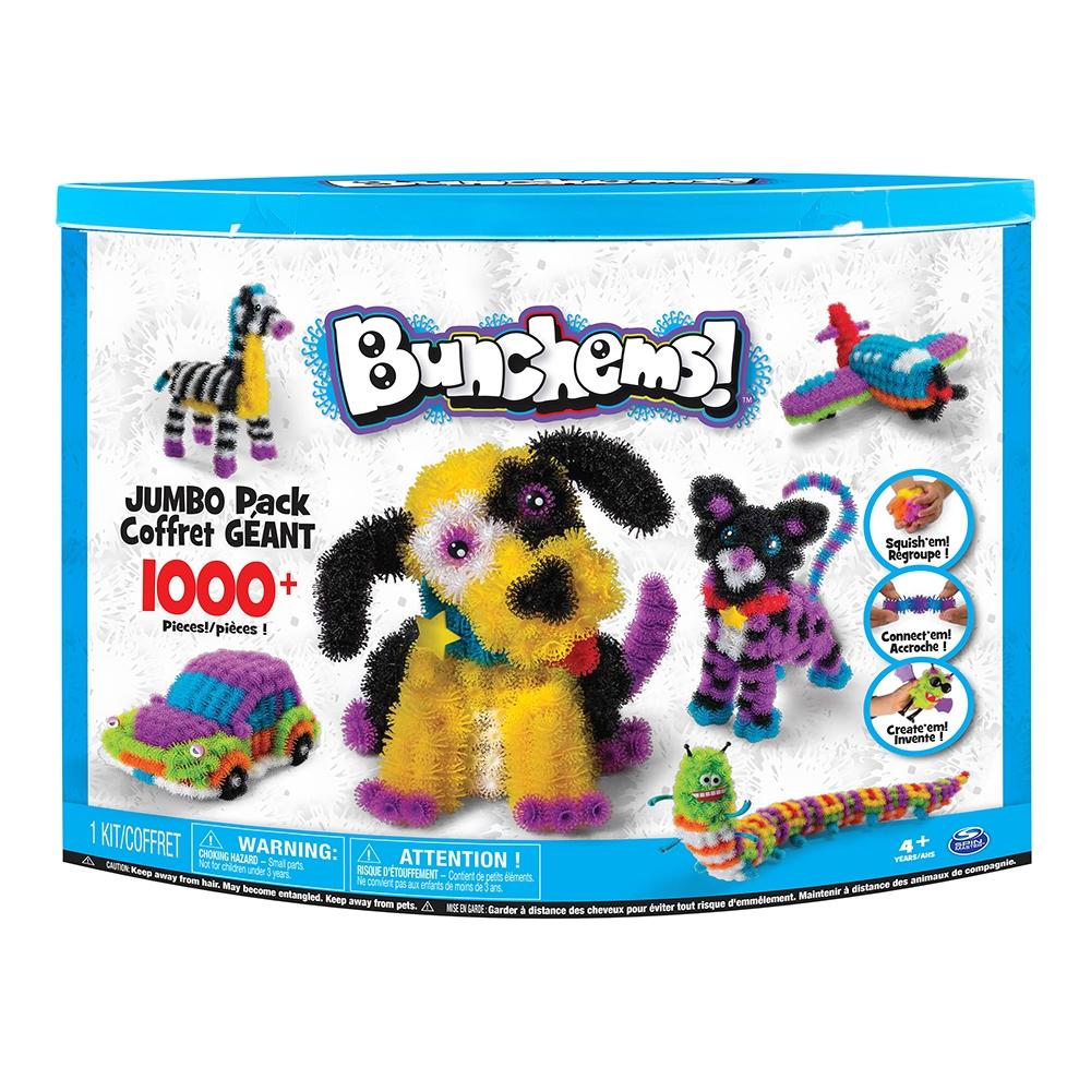 Set de creatie Bunchems - Pachet Jumbo