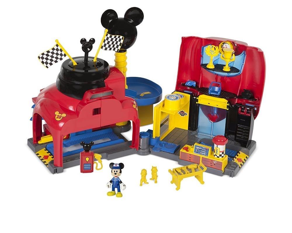 set de joaca - garaj mickey roadster racer
