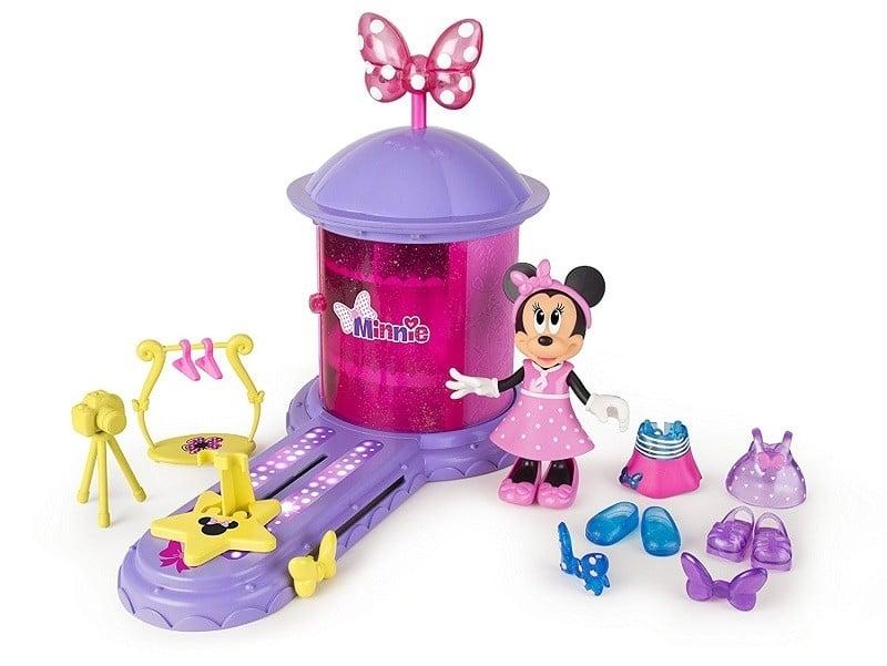 set de joaca - garderoba lui minnie mouse