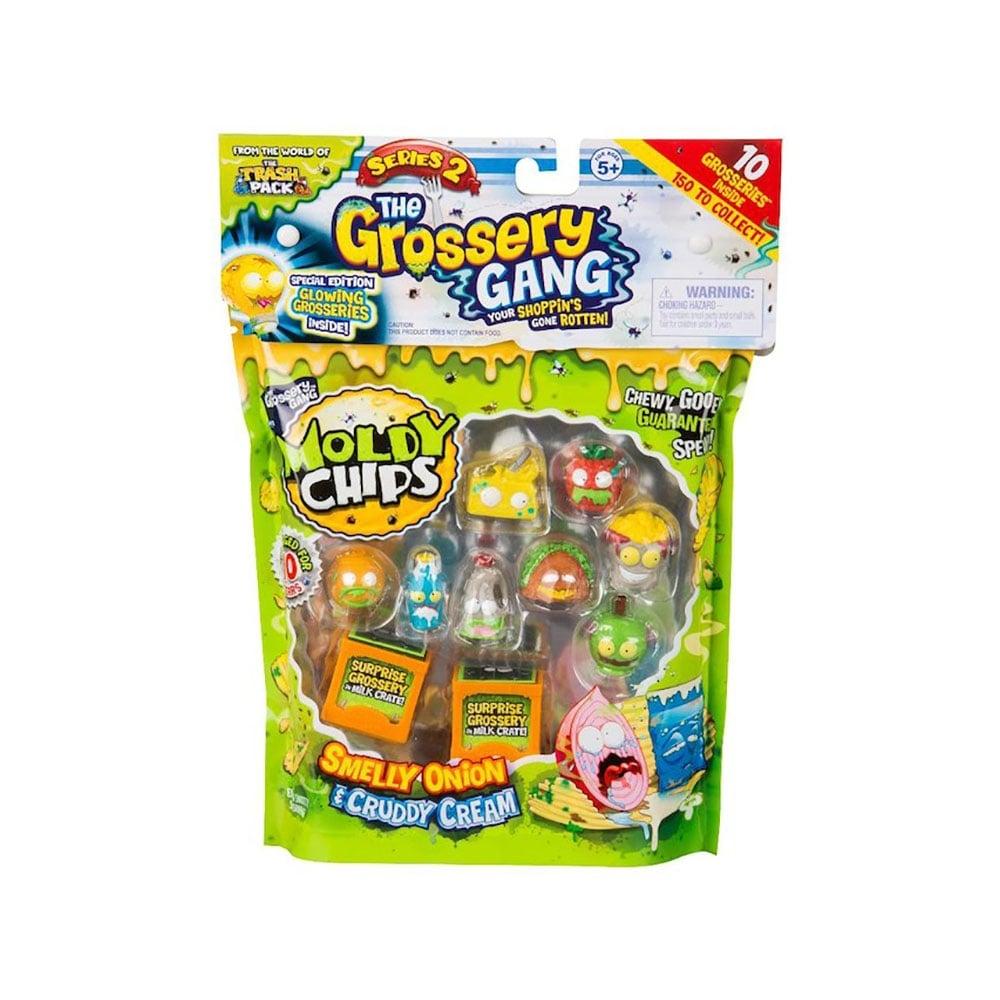 Set Figurine Grossery Gang - Sezonul 2