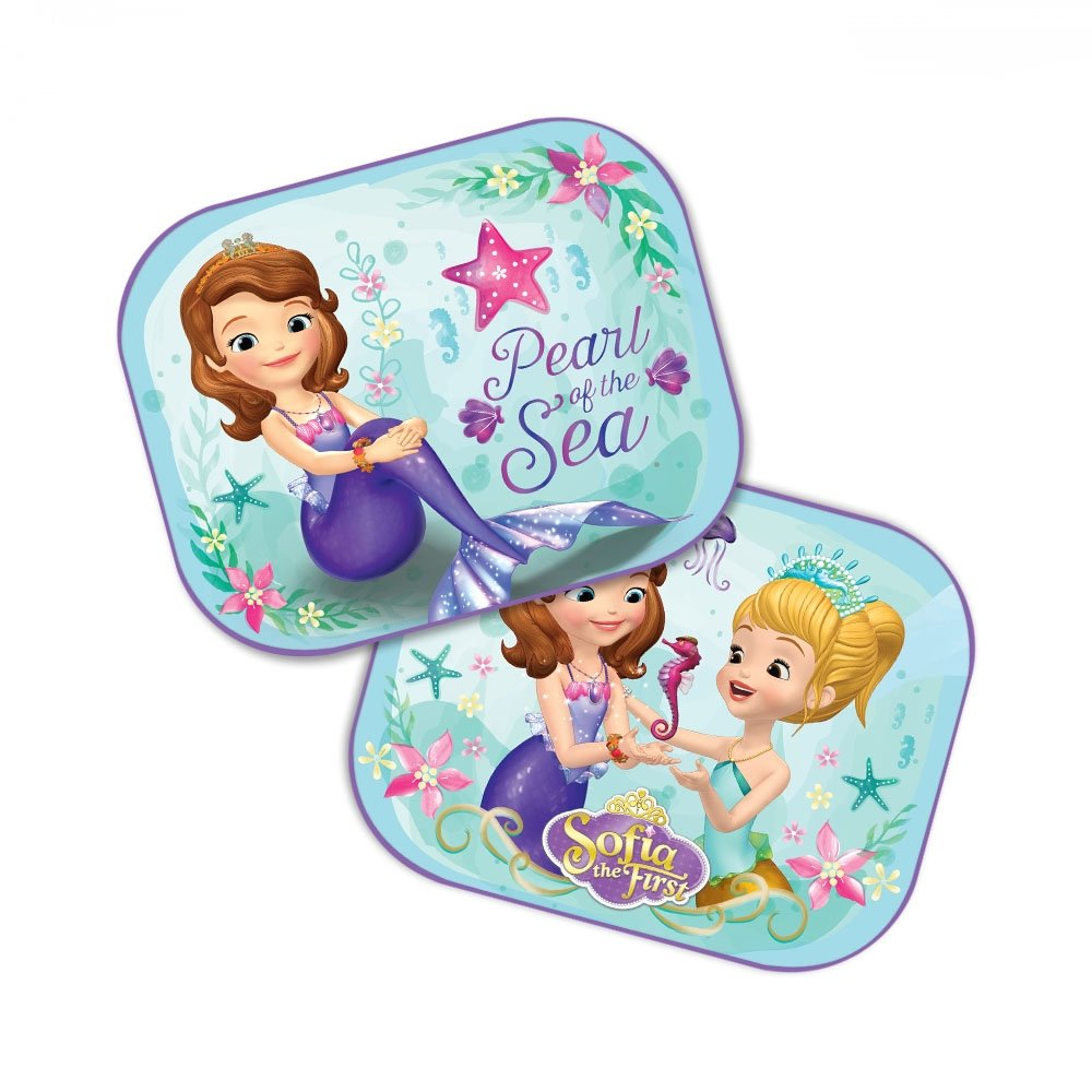 set parasolar auto seven disney printesa sofia