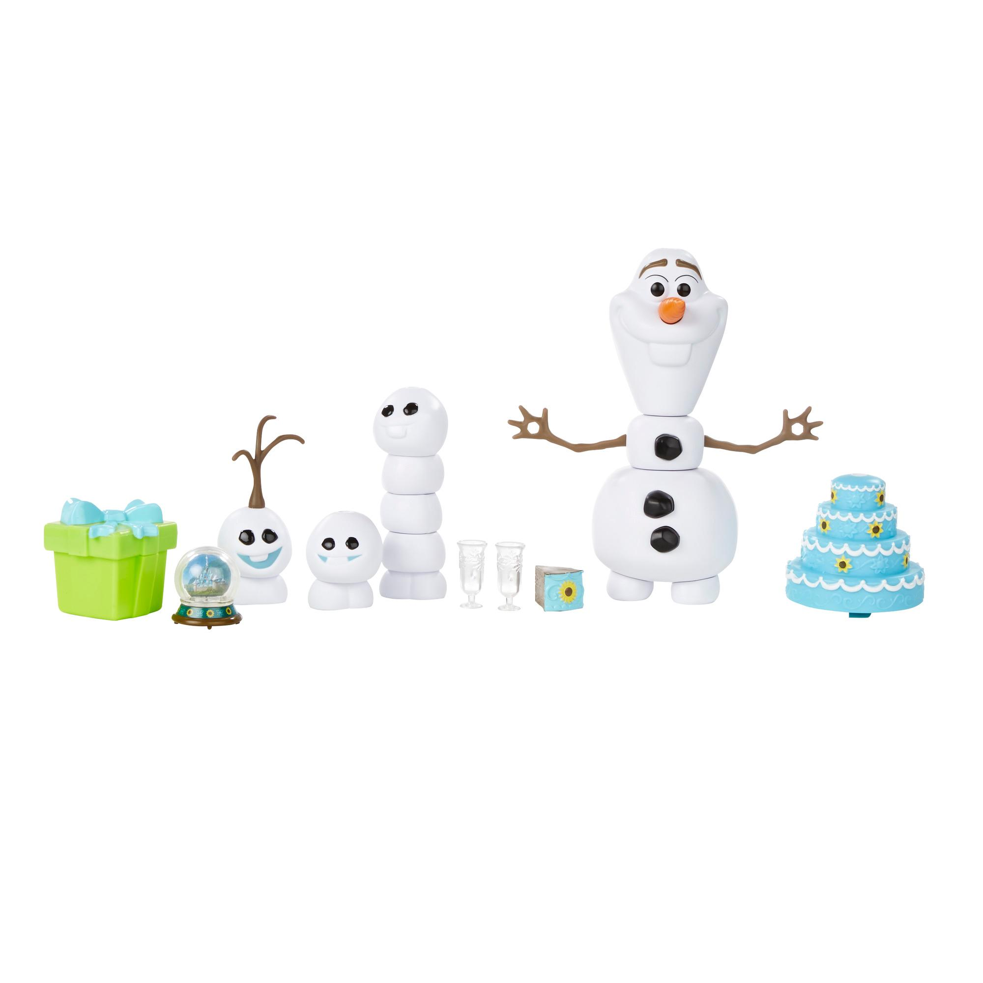 Set tematic Disney Frozen - Olaf