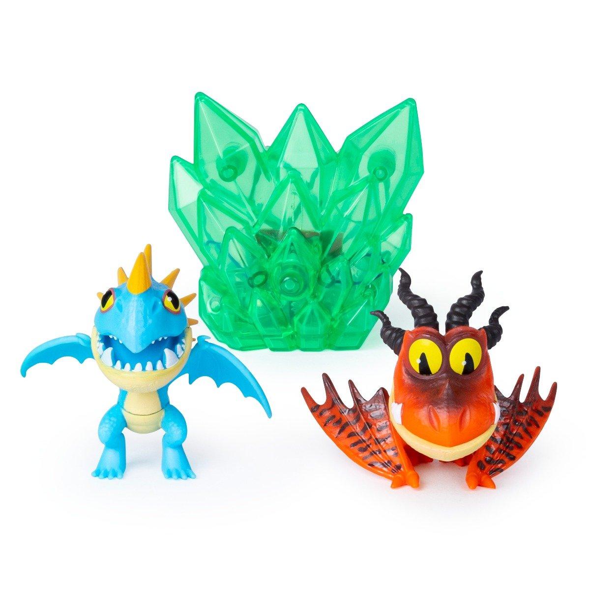 Set 2 figurine How To Train Your Dragon 20109066