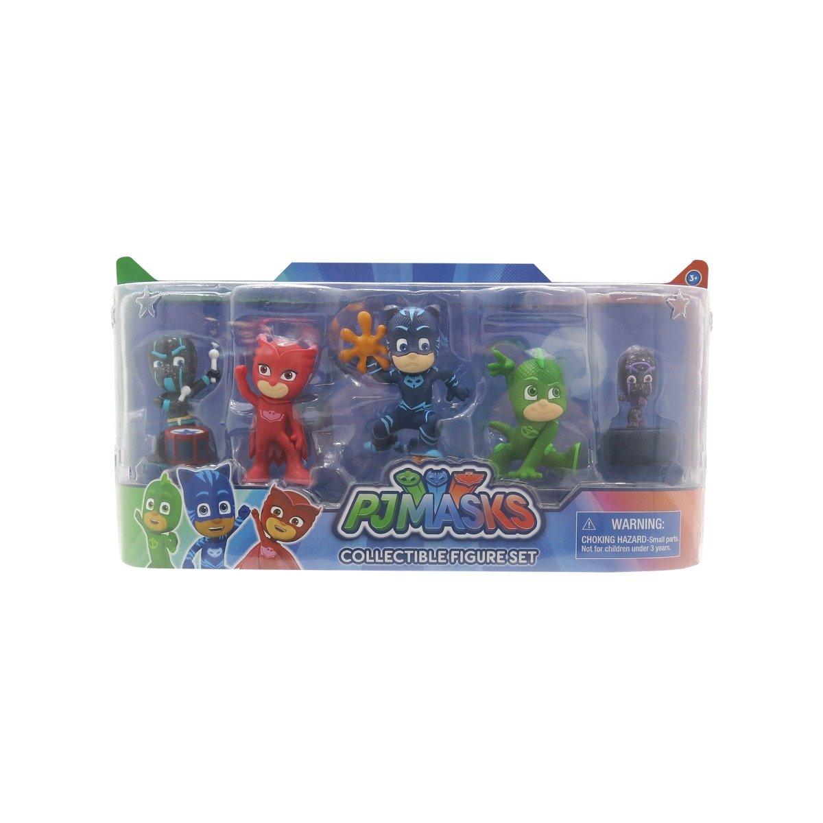 Set de colectie 5 figurine PJ Mask