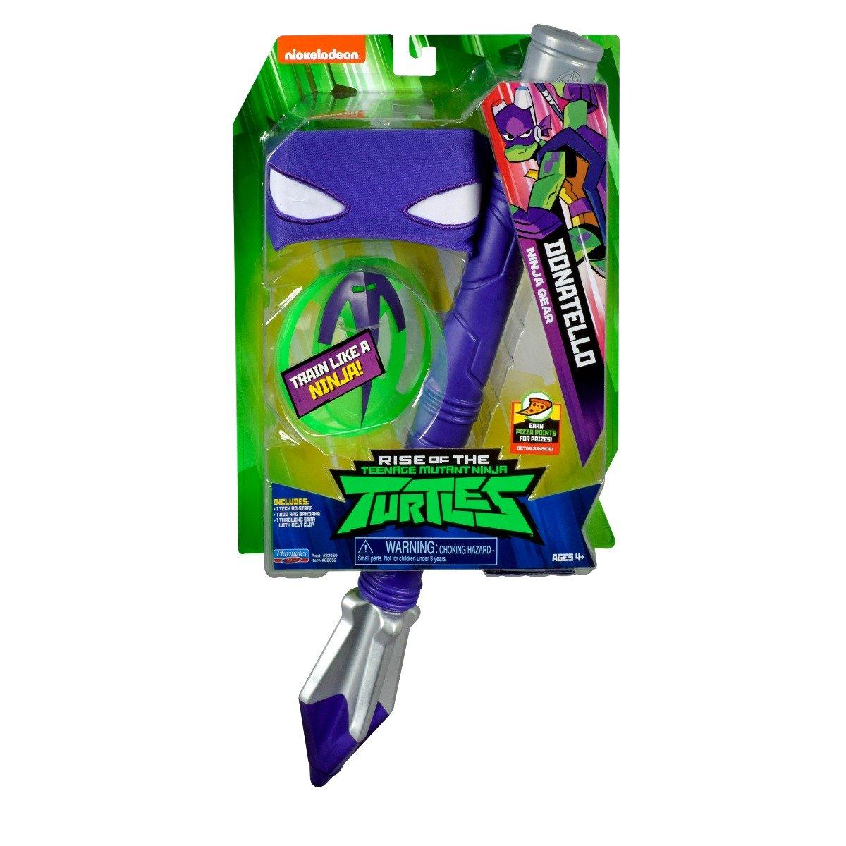 Set masca si accesorii Testoasele Ninja Donatello Ninja Gear