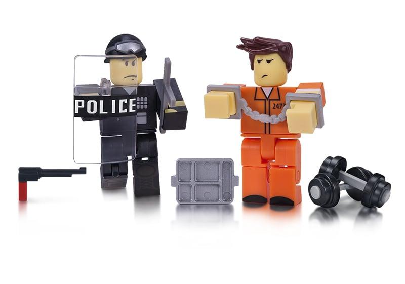 Set doua figurine Roblox - Prison Life