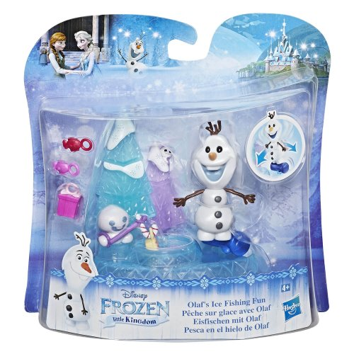 Set figurine Disney Frozen - Olaf