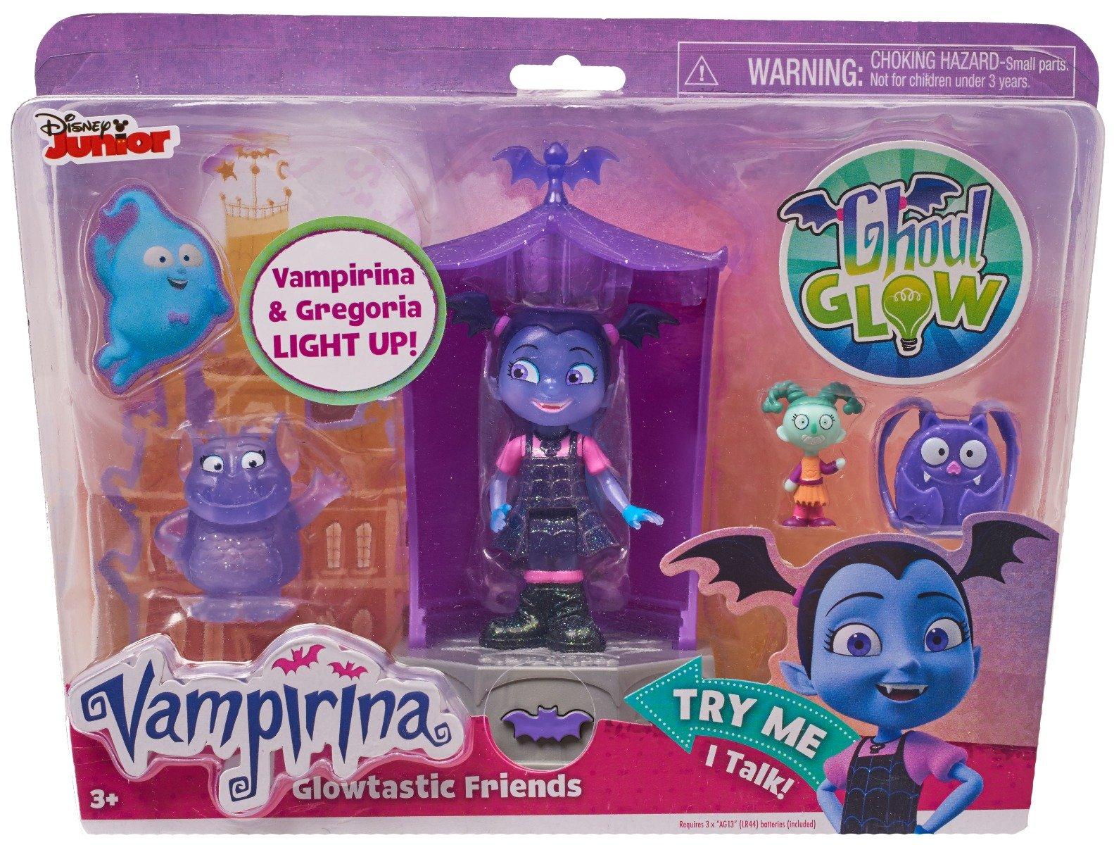 Set figurine Vampirina si prientenii VP78020 imagine 2021