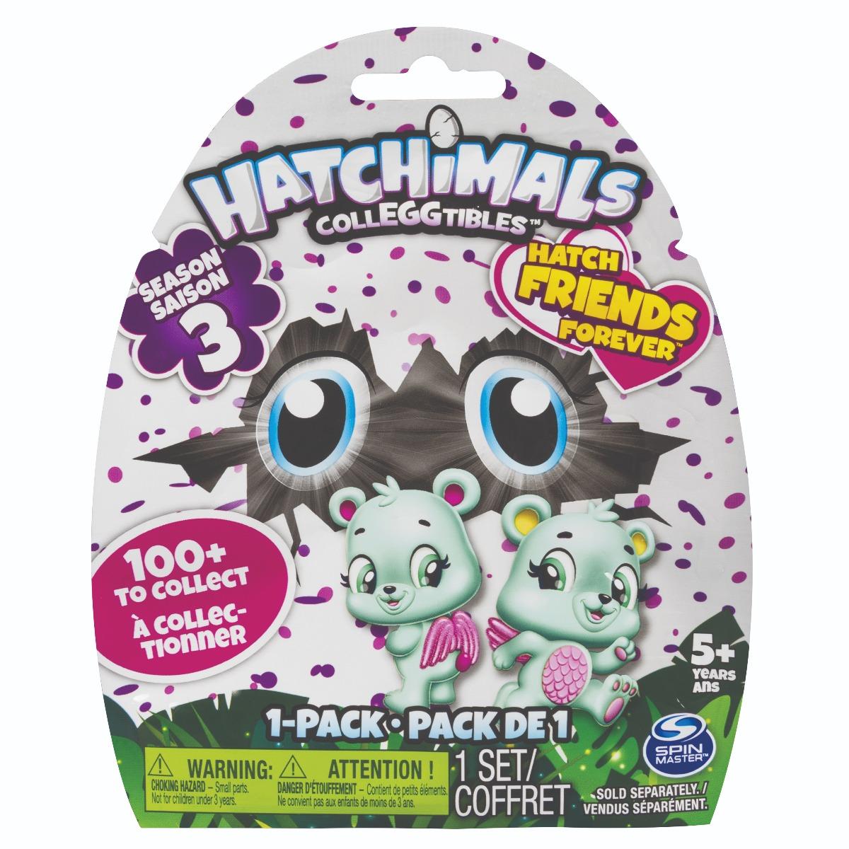 Set Hatchimals Colleggtibles in pungulita, Sezonul 3