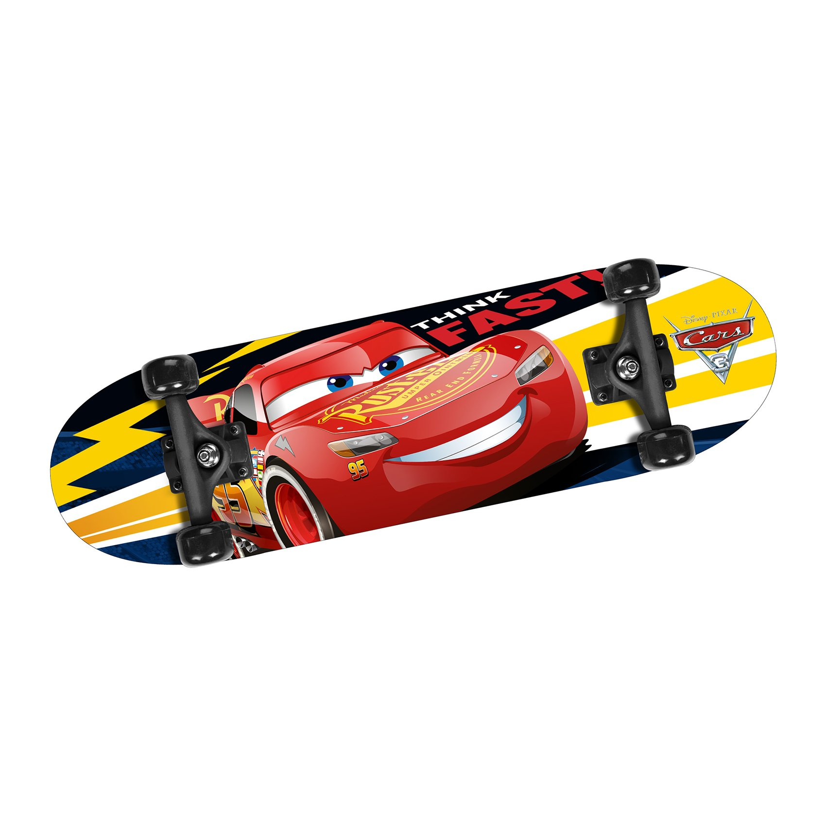 Skateboard copii STAMP Cars C893310