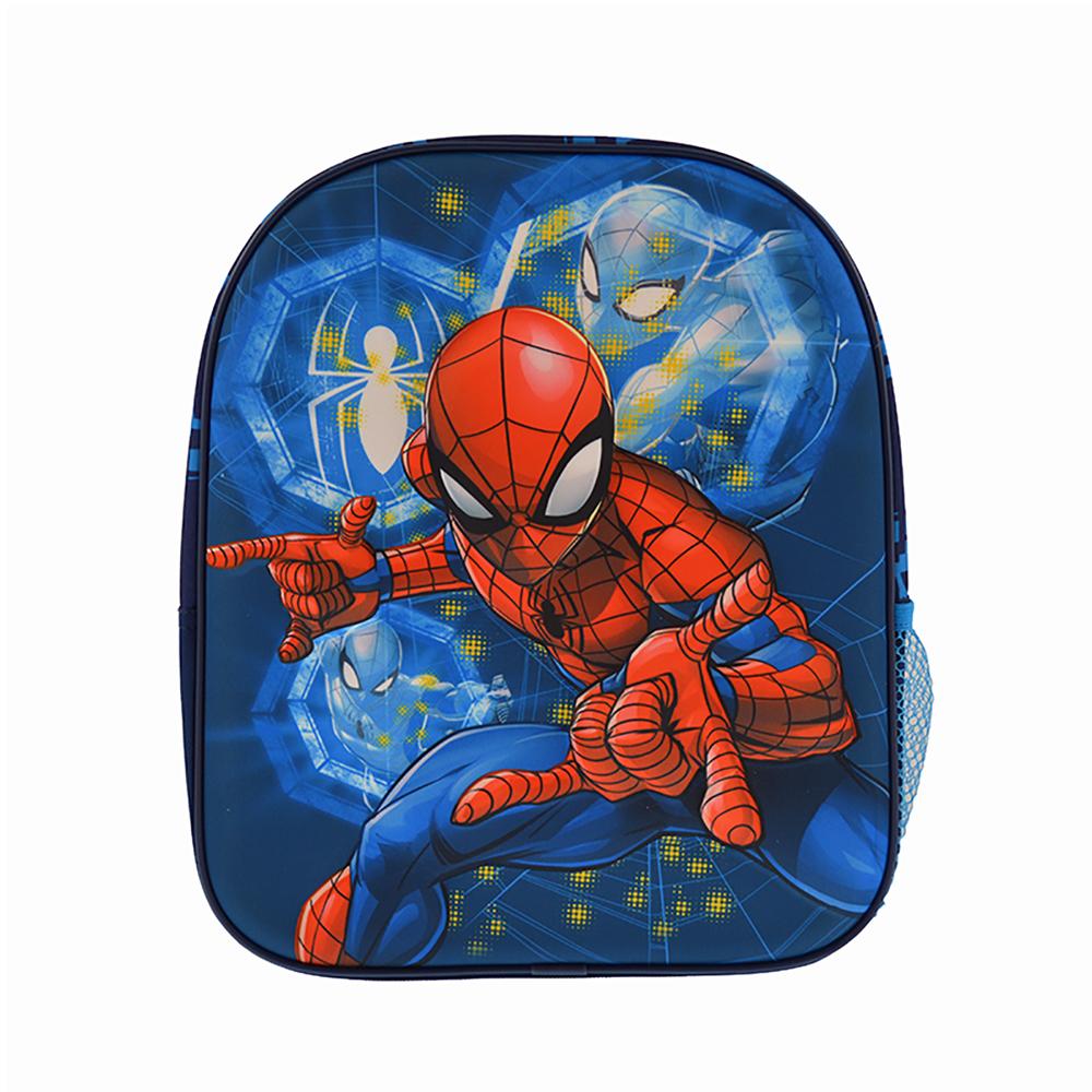 Ghiozdan 3D cu 1 compartiment Spiderman