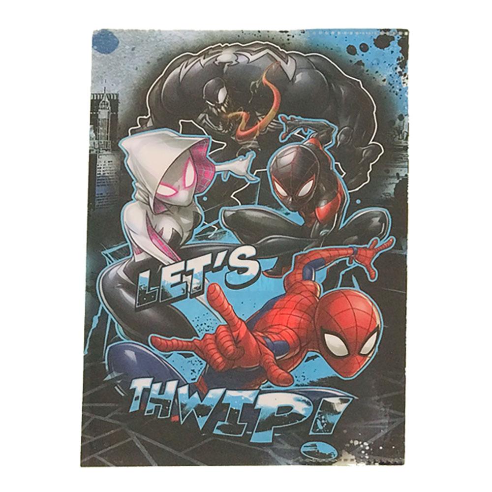 Coperta Caiet A5, Spiderman