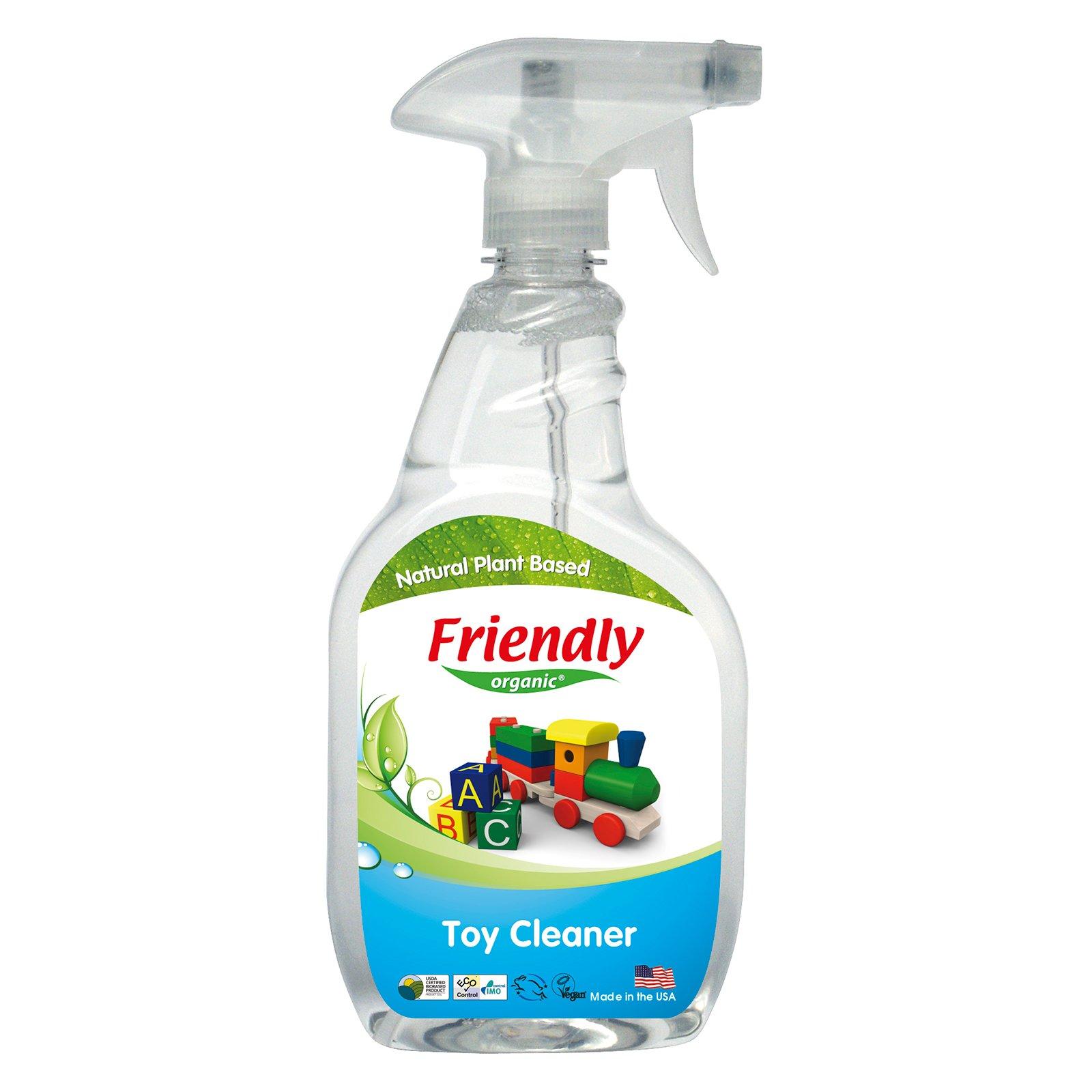 spray pentru curatarea jucariilor friendly organic, 650 ml