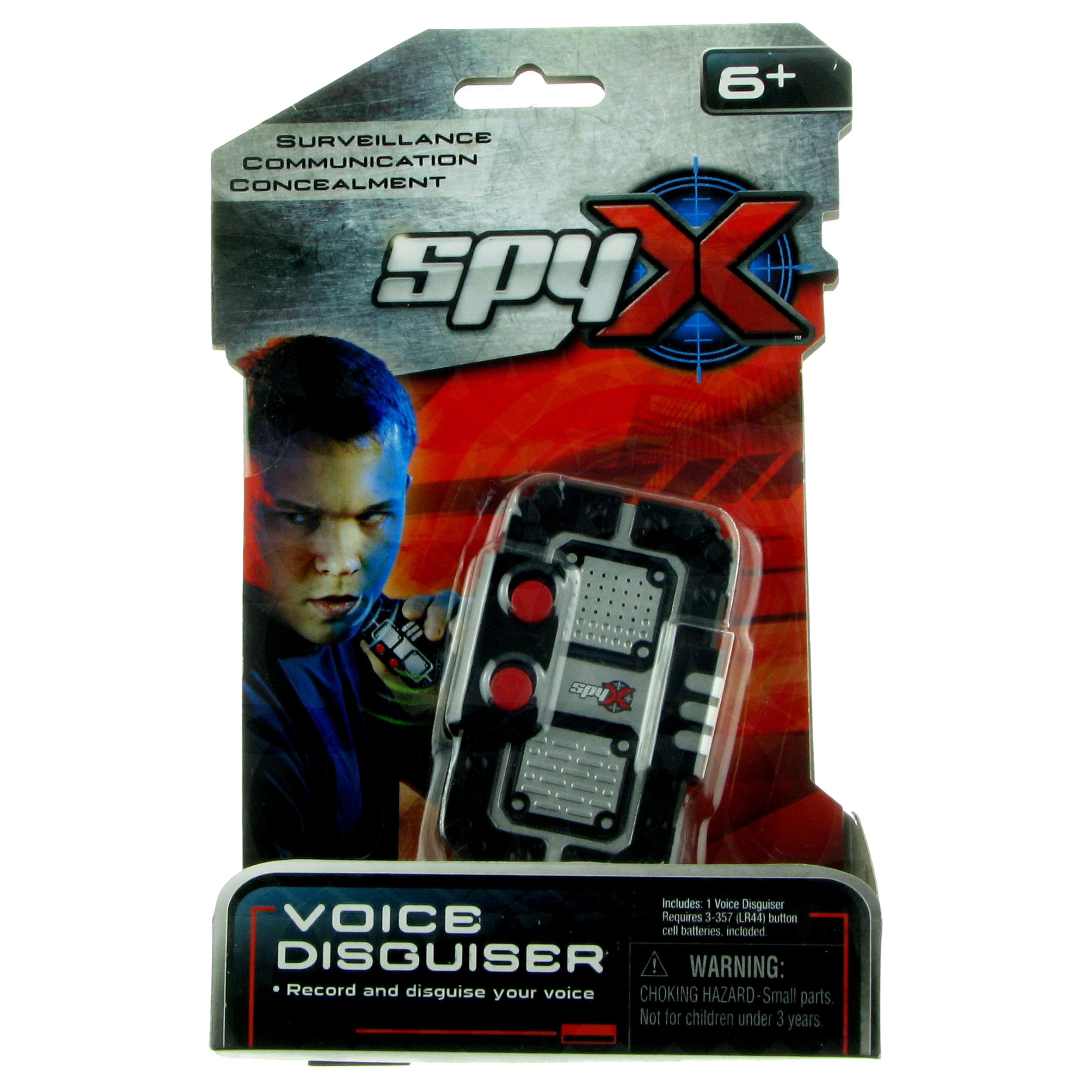 Sintetizator de voce Spy X