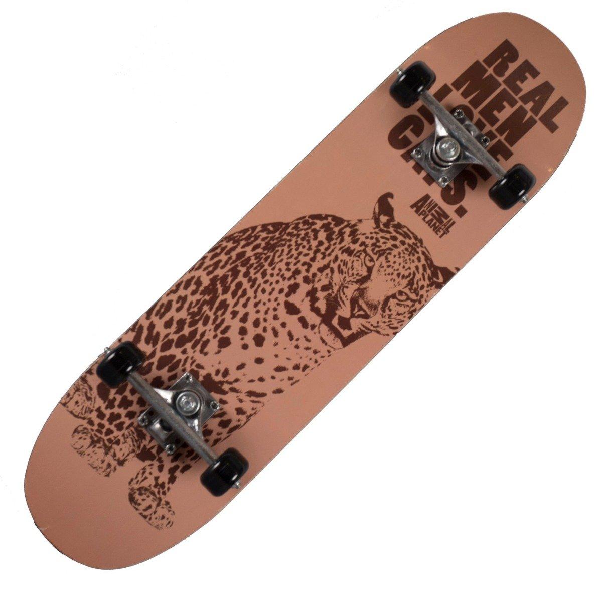Skateboard Big Cats Discovery, 80 x 21 cm