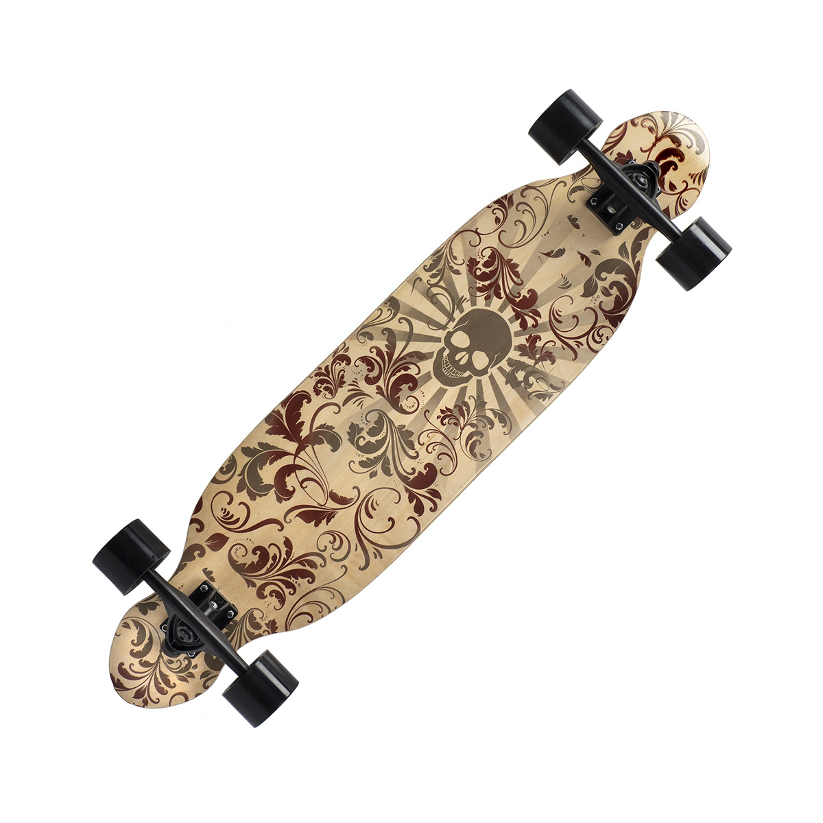 Longboard Canadian Maple Action One, Devil`s Deck